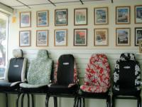 Hawaiian Seat Covers Company - Pearl Kai Store Showroom